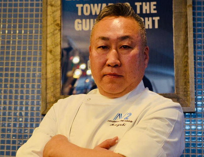 料理教室 鈴木眞雄シェフのおいしいアウトドアご飯