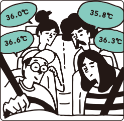 体温の測定02