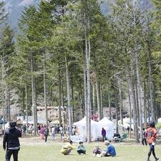 vol.10記念イベント③ GO OUT CAMP「開催10回」記念植樹