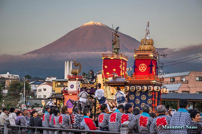 富士宮囃子