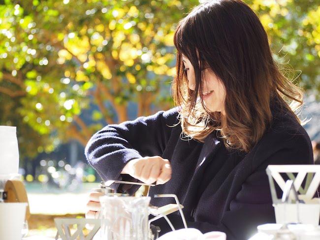 [野外授業3時間目]アウトドアコーヒーワークショップ