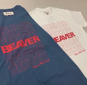 イベント限定BEAVER 半袖Tシャツ.jpg
