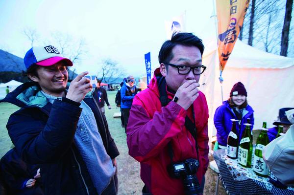 富士宮地酒利き酒大会
