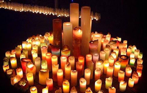 Kame Candle
