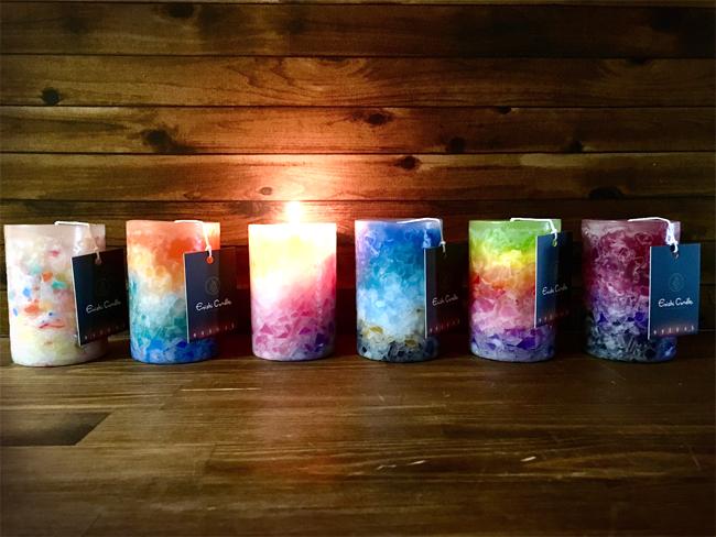 Enishi Candleのキャンドルワークショップ【受付〆切、当日枠あり!】