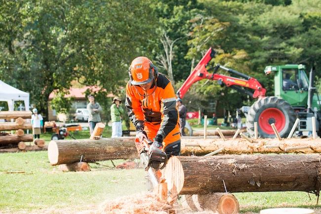 静岡県の林業家&ふもとっぱら